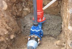 Изграждане на водопроводи