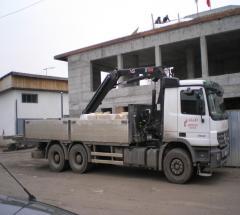 Услуги с транспортни средства