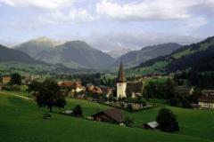 Почивка в Швейцария