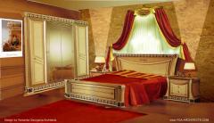 Спалня мадам Помпидур