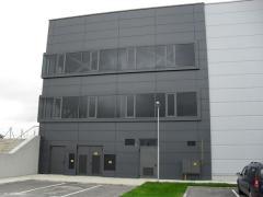 Външно електрозахранване на офис сграда
