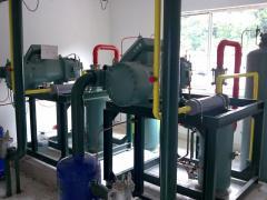 Сервизна дейност на промишлена хладилна техника