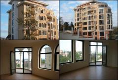 Апартаменти в жилищна кооперация в кк . Св.св.Константин и Елена