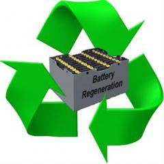 Обратно изкупуване на употребявани батерии