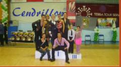 Клуб по спортни танци