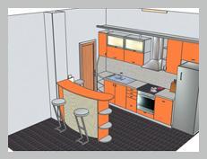 3D Проектиране на обзавеждане