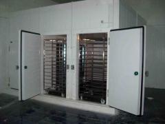 Отдаване под наем на хладилни помещения