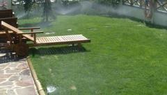 Поддръжка на озеленени площи