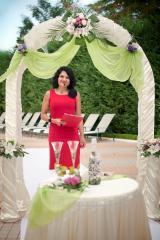 Професионален сватбен водещ Милена Петкова