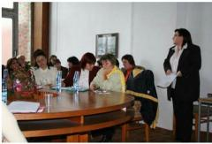Организиране на семинари