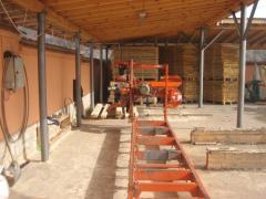 Първична обработка на дървесина