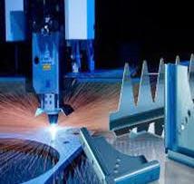 Лазерно рязане на метали