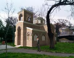 Източно православен храм Св.Николай