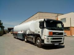 Транспорт на течни горива