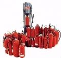 Монтаж на пожарогасителни системи