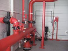 Цялостна поддръжка на газовите инсталации