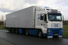 Транспортни услуги до Западна Европа