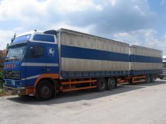 Транспорт до страните от ОНД