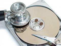 Възстановяване на изгубени данни