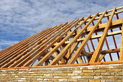 Монтаж на дървени конструкции