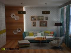 Проектиране на жилищен и обществен интериор