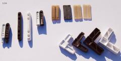 Производство на детайли от различни видове