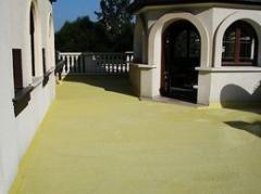 Хидроизолация на тераси