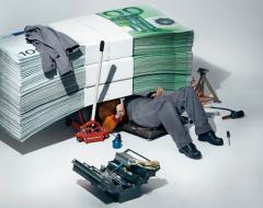 Одит на финансови институции
