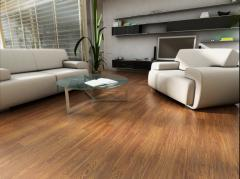 Доставка и полагане на подови винилполиуретанови