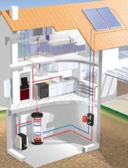 Слънчеви колектори за производство на топла вода