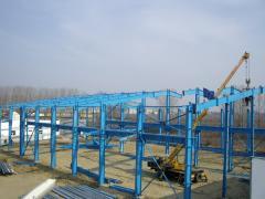 Антикорозийна защита на конструкции от стомана