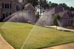 Система за подаване на филтрирана вода (и торове)