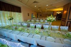 Декорация на младоженската маса