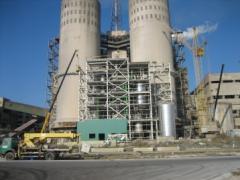 Монтаж на оборудване и тръбопроводи