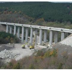Строителство на автомагистрали, пътища и съоръженията към тях