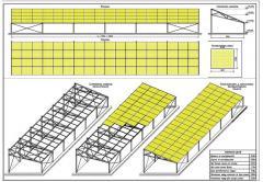 Проектиране и изграждане на фотоволтаични оранжерии
