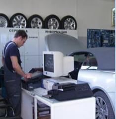 Диагностика и ремонт на електрическа част на