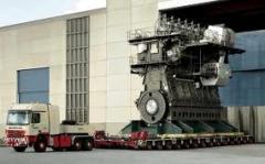 Ремонт на корабни двигатели