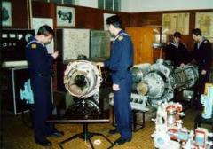 Стендове за изпитване на корабни машини и механизми