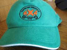 Бродерия върху готови шапки
