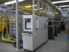 CNC щанцоване