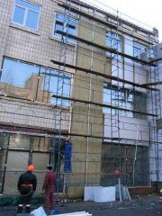 Саниране на жилищни блокове, къщи и офис сгради