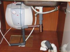 Repair of boiler rooms