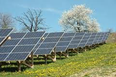 Предлагане на технически решения за изграждане на фотоволтаични електроцентрали