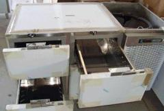 Монтаж на хладилни камери