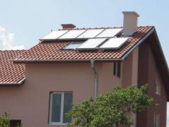 Изграждане на слънчеви инсталации