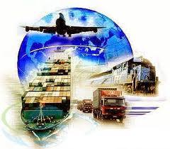 Организиране на цялостната логистика: морски транспорт, съхранение и вътрешен транспорт с ж.п. вагони, камиони или шлепове
