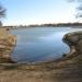 Construction of an artificial lake