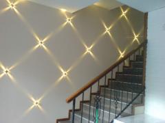 Проектиране и изграждане на осветителни системи