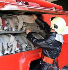 Изграждане на системи за пожарна безопасност